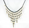 Large Florence Cowry Shell Necklace (SKU: N31)