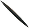 Long Ebony Wood Straight Septum Spike (Sold in Lots by Gauge Size) (SKU: EWS-LOT)