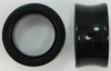 Hollow Horn Saddle Plugs, 5/8 inch - 3/4 inch (SKU: HHS-58)