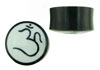 1 inch Double Flared Horn Ohm Plugs