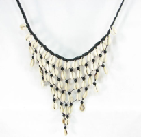 Large Florence Cowry Shell Necklace