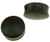 1-1/4 inch Solid Palm Wood Saddle Plugs