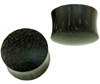 1 inch Solid Palm Wood Saddle Plugs