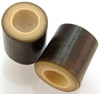 7/16 inch Black Bamboo Plugs