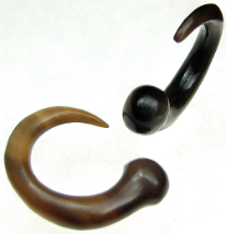 Large Gauge Horn Tapered Ball Head Claws
