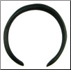 Large Gauge Horn Septum Ring (SKU: HSR)
